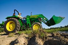 Tractores John Deere Serie 5D