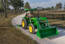 Tractores John Deere Serie 5E