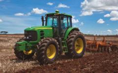 Tractores Serie 6J (6110J, 6125J, 6130J, 6145J,