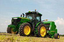 Tractores Serie 7R (7200R, 7215R y 7230R)