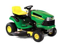 Tractor de Jardín LA115 - 19,5 hp