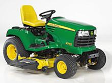 Tractor de Jardín X740 - 24 hp