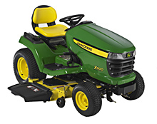 Tractor de Jardín X500 - 18,6 hp