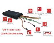 Rastreador de Vehiculos Satelital GT06