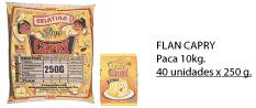 Flan Capry