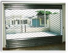 Puertas Enrrollables Tipo Exhibición