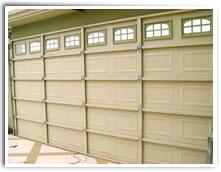 Puertas para garaje en Paneles Americanos