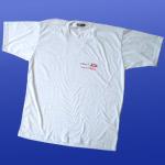 Camiseta Blanca Cuello Redondo