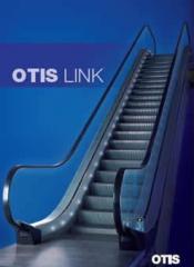 Escalera Mecánica Otis Link