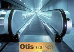 Andén móvil Otis 606 NCT