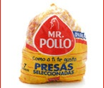Pollo entero Mr Pollo