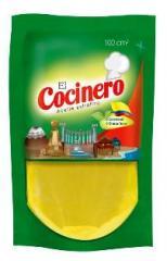 """Aceite 100 % Vegetal """"El"""