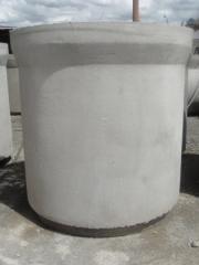 Tubo de hormigón 1,25m de diámetro