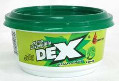 Crema lavavajillas Dex