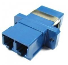 Acopladores para bandejas de fibra óptica
