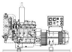 Generador A15KB 15KVA