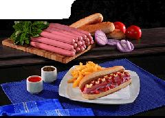 Salchicha Hot Dog