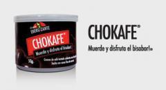 Chokafe (Granos de café arábigo tostado,