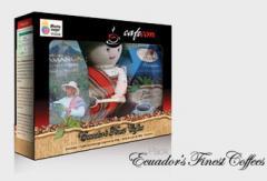 Ecuador's Finest Coffee