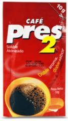 Cafe Soluble Pres2 Sobre Laminado 10 gr