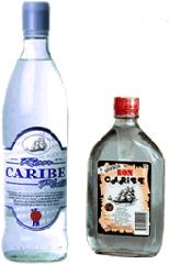 Ron Caribe Plata