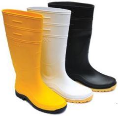 Bota de Caucho Amarilla S/P para Lluvia