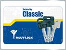 Sistema Mul-T-Lock Classic de Alta seguridad