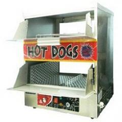 Cocinador de Hot Dogs Hardman (72HW3G)