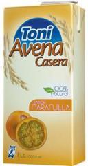 Avena Casera sabor a naranjilla