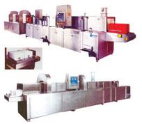 Lavadoras para bandejas, carros, bins y