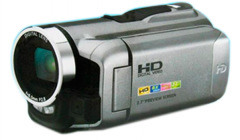 Winait's 14MP Digital video cameras with TV