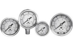 Manómetros con glicerina Ametek