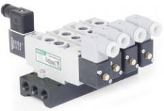 Electroválvulas Series L1 y L2 Numatics