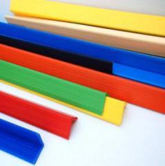 Perfiles de plástico