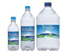 Agua mineral sin gas Tesalia