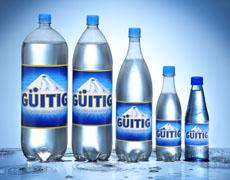 Medicinal drinking mineral waters