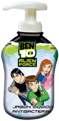 Jabón liquido Ben 10
