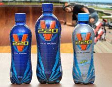 Bebida Energizante 220V