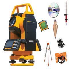 Estacion Total Laser Bergber 305r Kit Completo