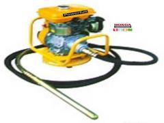 Vibradora de Concreto Powerfull Motor Honda