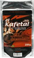 Café el Kafetal espresso, para colar o pasar