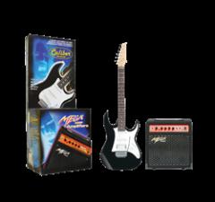 Kit Guitarra Eléctrica y Amplificador Modelo: