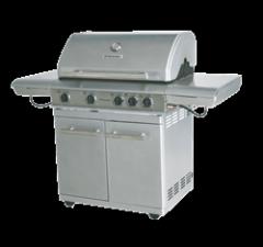 Parrilla BBQ a gas de 4 quemadores Modelo: