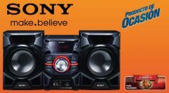 Equipo de musica MHC-EX88 Sony