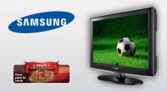 "Televisor LCD 32"" LN32D450 samsung"
