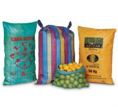 Sacos y bolsos de Polipropileno