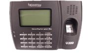 Reloj Biométrico Biosystem U200