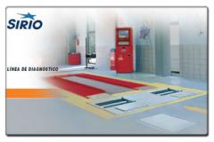 Equipos para centros de inspección, tecnicentros