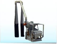 Limpiadora clasificadora para granos