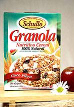 Granola Coco Fibra